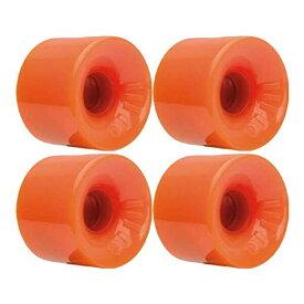 ウィール タイヤ スケボー スケートボード 海外モデル 【送料無料】OJ Wheels Hot Juice Orange Skateboard Wheels - 60mm 78a (Set of 4)ウィール タイヤ スケボー スケートボード 海外モデル
