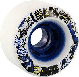 ウィール タイヤ スケボー スケートボード 海外モデル Venom Harlot Cobra Core White / Blue Skateboard Wheels - 70mm 82a (Set of 4)ウィール タイヤ スケボー スケートボード 海外モデル