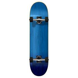 """スタンダードスケートボード スケボー 海外モデル 直輸入 【送料無料】Yocaher Blank Complete Skateboard 7.75"""" Skateboards - (Complete 7.75"""" Blue)スタンダードスケートボード スケボー 海外モデル 直輸入"""