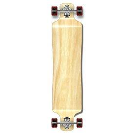 ロングスケートボード スケボー 海外モデル 直輸入 Lowrider-Natural 【送料無料】Yocaher Blank/Checker Complete Lowrider Skateboards Longboard Cruiser Black Widow Premium 80A Grip Tapロングスケートボード スケボー 海外モデル 直輸入 Lowrider-Natural