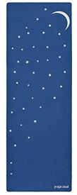 ヨガマット フィットネス 【送料無料】Moon and Stars Mat (in Blue) - Machine Washable, Printed, Non-Slip, Thick, Extra Long, Best Grip/Combo Mat, Great for Sweaty Practiceヨガマット フィットネス