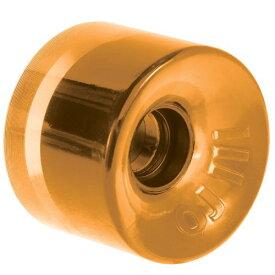ウィール タイヤ スケボー スケートボード 海外モデル 22221283 【送料無料】OJ Wheels Hot Juice 78A Skateboard Wheels (Transparent Orange, 60mm)ウィール タイヤ スケボー スケートボード 海外モデル 22221283