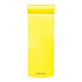 """フロート プール 水遊び 浮き輪 8020012 Texas Recreation Sunsation 1.75"""" Thick Swimming Pool Foam Pool Floating Mattress, Yellowフロート プール 水遊び 浮き輪 8020012"""