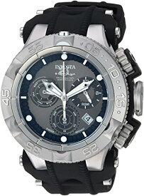 インヴィクタ インビクタ サブアクア 腕時計 メンズ Invicta Men's Subaqua Stainless Steel Quartz Watch with Silicone Strap, Black, 29 (Model: 25348)インヴィクタ インビクタ サブアクア 腕時計 メンズ
