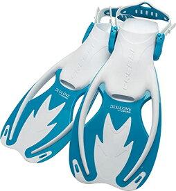 シュノーケリング マリンスポーツ 【送料無料】Cressi Rocks fins, White/Light Blue, S/Mシュノーケリング マリンスポーツ