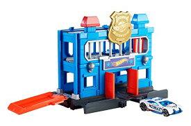 ホットウィール マテル ミニカー ホットウイール FNB00 【送料無料】Hot Wheels City Downtown Police Station Breakout Play Setホットウィール マテル ミニカー ホットウイール FNB00