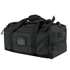 ミリタリーバックパック タクティカルバックパック サバイバルゲーム サバゲー アメリカ 111094-0002 Black Centurion Duffle Bag By Condorミリタリーバックパック タクティカルバックパック サバイバルゲーム サバゲー アメリカ 111094-0002