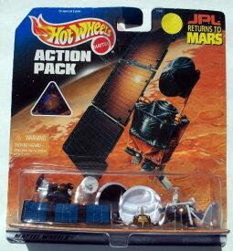 ホットウィール マテル ミニカー ホットウイール Hot Wheels JPL Returns to Mars 1999 Action Pack Ultra Rare Collectible #21260ホットウィール マテル ミニカー ホットウイール