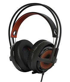 海外輸入ヘッドホン ヘッドフォン イヤホン 海外 輸入 HS-00006 SteelSeries Siberia 350 Headset Black, 51202海外輸入ヘッドホン ヘッドフォン イヤホン 海外 輸入 HS-00006