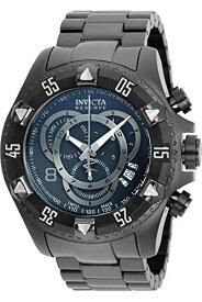 インヴィクタ インビクタ リザーブ 腕時計 メンズ 6474 【送料無料】Invicta Men's 6474 Reserve Collection Excursion Chronograph Black Ion-Plated Watchインヴィクタ インビクタ リザーブ 腕時計 メンズ 6474
