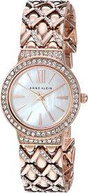 アンクライン 腕時計 レディース AK/1994MPRG 【送料無料】Anne Klein Women's AK/1994MPRG Swarovski Crystal Accented Rose Gold-Tone Bracelet Watchアンクライン 腕時計 レディース AK/1994MPRG