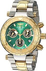 インヴィクタ インビクタ サブアクア 腕時計 メンズ 25804 Invicta Men's Subaqua Quartz Watch with Stainless-Steel Strap, Two Tone, 0.8 (Model: 25804)インヴィクタ インビクタ サブアクア 腕時計 メンズ 25804