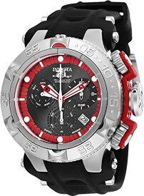 インヴィクタ インビクタ サブアクア 腕時計 メンズ Invicta Men's Subaqua Stainless Steel Quartz Watch with Silicone Strap, Black, 29 (Model: 25349)インヴィクタ インビクタ サブアクア 腕時計 メンズ