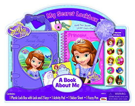 ちいさなプリンセス ソフィア ディズニージュニア Bendon Disney Sofia The First Lock Box with Diary by Bendon Inc.ちいさなプリンセス ソフィア ディズニージュニア