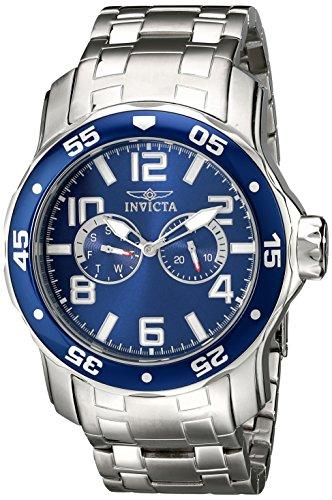 インヴィクタ インビクタ プロダイバー 腕時計 メンズ Invicta Men's 17496 Pro Diver Analog Display Japanese Quartz Silver Watchインヴィクタ インビクタ プロダイバー 腕時計 メンズ