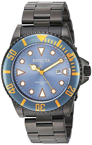 インヴィクタ インビクタ プロダイバー 腕時計 メンズ Invicta Men's 'Pro Diver' Quartz Stainless Steel Casual Watch, Color:Black (Model: 90299)インヴィクタ インビクタ プロダイバー 腕時計 メンズ
