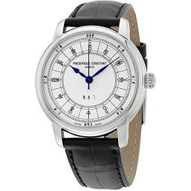 腕時計 フレデリックコンスタント メンズ 【送料無料】Frederique Constant Manufacture Automatic Movement Silver Dial Men's Watch FC-724CC4H6腕時計 フレデリックコンスタント メンズ