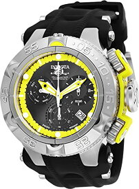 インヴィクタ インビクタ サブアクア 腕時計 メンズ Invicta Men's Subaqua Stainless Steel Quartz Watch with Silicone Strap, Black, 29 (Model: 25350)インヴィクタ インビクタ サブアクア 腕時計 メンズ