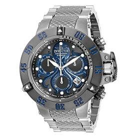 インヴィクタ インビクタ サブアクア 腕時計 メンズ Invicta Men's 26133 Subaqua Quartz Chronograph Gunmetal, Blue Dial Watchインヴィクタ インビクタ サブアクア 腕時計 メンズ