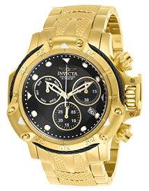 インヴィクタ インビクタ サブアクア 腕時計 メンズ Invicta Men's Subaqua Quartz Watch with Stainless Steel Strap, Gold, 26 (Model: 26724)インヴィクタ インビクタ サブアクア 腕時計 メンズ
