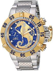 インヴィクタ インビクタ サブアクア 腕時計 メンズ Invicta Men's Subaqua Quartz Watch with Stainless-Steel Strap, Silver, 26 (Model: 26227)インヴィクタ インビクタ サブアクア 腕時計 メンズ