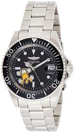 【送料無料】【即納】インヴィクタ メンズ腕時計 24861 キャラクターコレクション ガーフィールド 自動巻き ケース直径40mm