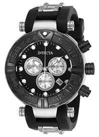 インヴィクタ インビクタ サブアクア 腕時計 メンズ Invicta Men's Subaqua Stainless Steel Quartz Watch with Silicone Strap, Black, 24 (Model: 20468)インヴィクタ インビクタ サブアクア 腕時計 メンズ
