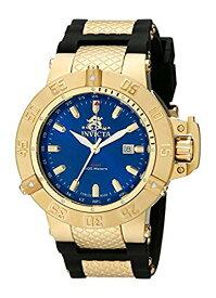 インヴィクタ インビクタ サブアクア 腕時計 メンズ Invicta Men's Subaqua Stainless Steel Quartz Watch with Polyurethane Strap, Black, 28 (Model: 1150)インヴィクタ インビクタ サブアクア 腕時計 メンズ