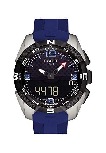 ティソ 腕時計 メンズ Tissot T-Touch Expert Analog-Digital Men's Watch T091.420.47.057.02ティソ 腕時計 メンズ