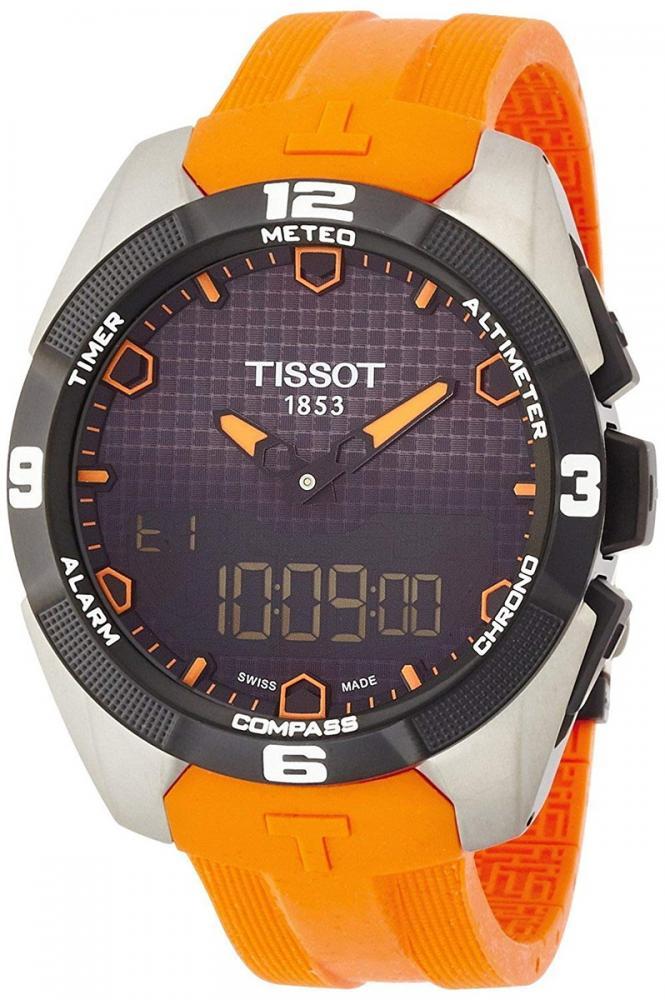 ティソ 腕時計 メンズ TISSOT watch T-Touch Expert Solar T0914204705101 Men's [regular imported goods]ティソ 腕時計 メンズ