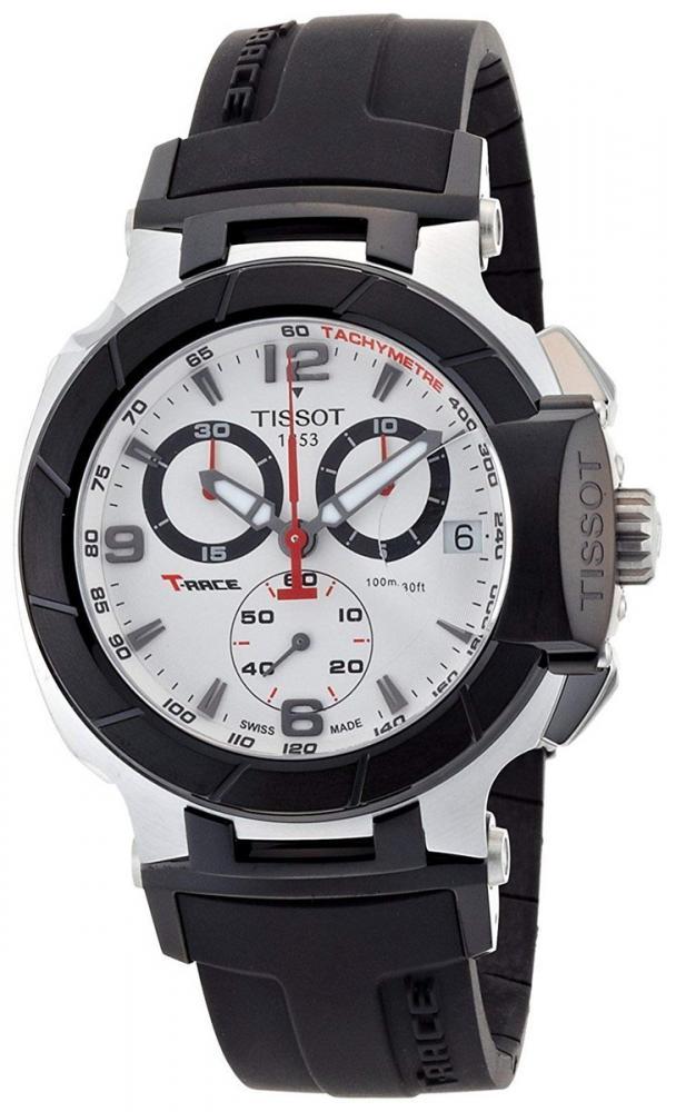 ティソ 腕時計 メンズ TISSOT Watch T-RACE T0484172703700 Men's [regular imported goods]ティソ 腕時計 メンズ