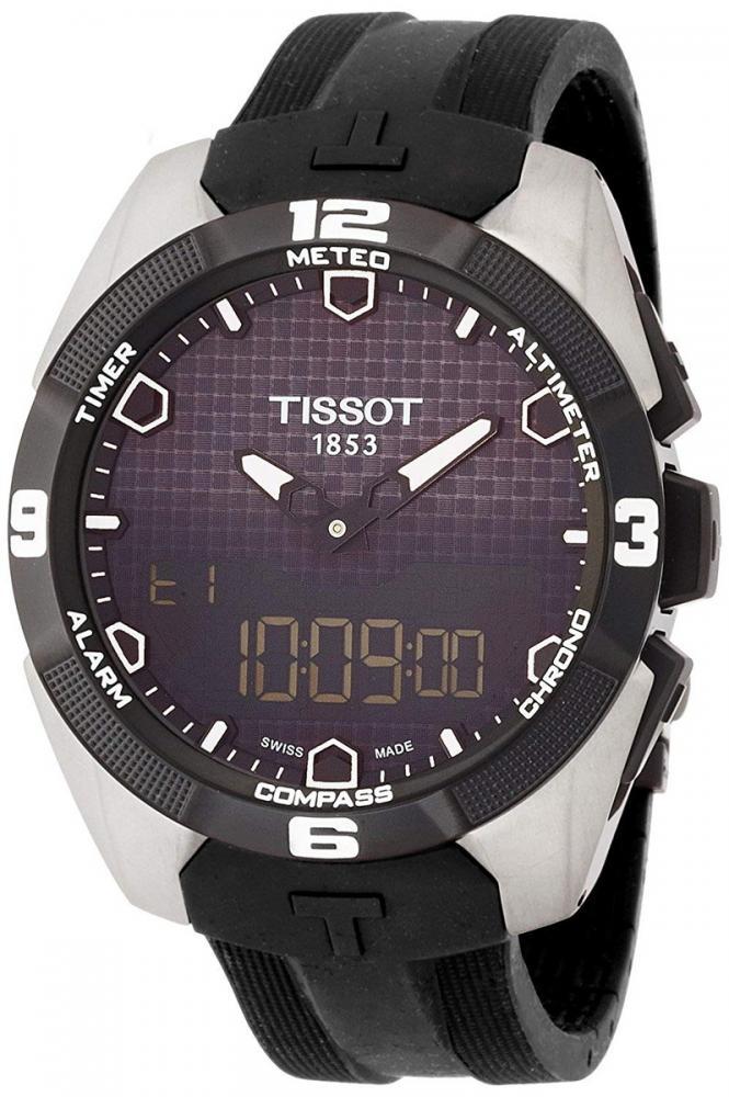 ティソ 腕時計 メンズ TISSOT watch T-Touch Expert Solar T0914204705100 Men's [regular imported goods]ティソ 腕時計 メンズ