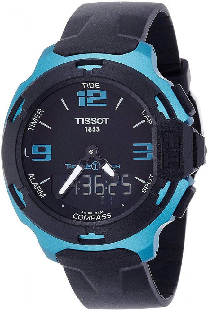 ティソ 腕時計 メンズ TISSOT watch T-Race TOUCH Aluminium T0814209705704 Men's [regular imported goods]ティソ 腕時計 メンズ