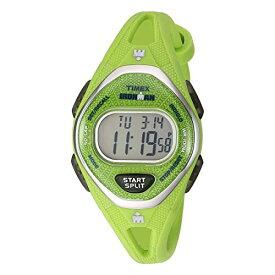 タイメックス 腕時計 メンズ Timex Ironman Sleek 50-Lap Mid-Size Watch - Greenタイメックス 腕時計 メンズ