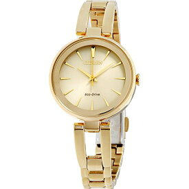 シチズン 逆輸入 海外モデル 海外限定 アメリカ直輸入 Citizen Watches EM0638-50P Eco-Drive Gold Tone One Sizeシチズン 逆輸入 海外モデル 海外限定 アメリカ直輸入