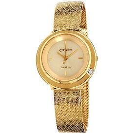 腕時計 シチズン 逆輸入 海外モデル 海外限定 【送料無料】Citizen L Ambiluna Eco-Drive Mother of Pearl Dial Ladies Watch EM0642-52P腕時計 シチズン 逆輸入 海外モデル 海外限定