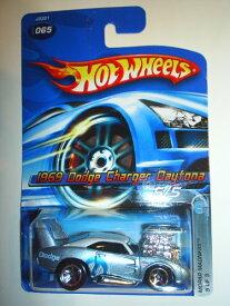 ホットウィール マテル ミニカー ホットウイール 【送料無料】Mopar Madness Series #5 1969 Dodge Charger Daytona Candy Blue #2006-65 Collectible Collector Car Mattel Hot Wheels 1:64 Scaleホットウィール マテル ミニカー ホットウイール