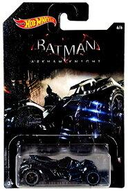 ホットウィール マテル ミニカー ホットウイール 【送料無料】Hot Wheels, 2015 Batman, Batman: Arkham Knight Video Game Batmobile Exclusive Die-Cast Vehicle #6/6ホットウィール マテル ミニカー ホットウイール