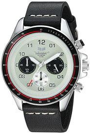 腕時計 ベスタル ヴェスタル レディース 【送料無料】Vestal ZR2 Leather Stainless Steel Japanese-Quartz Watch Strap, Black, 20 (Model: ZR243L03.BKWH)腕時計 ベスタル ヴェスタル レディース