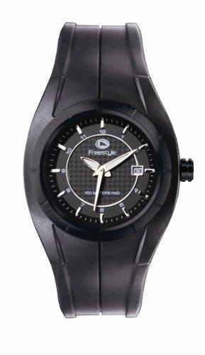 フリースタイル 腕時計 レディース Freestyle Midsize FS40411 Bishop Polyurethane Watchフリースタイル 腕時計 レディース