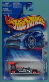 ホットウィール マテル ミニカー ホットウイール 【送料無料】Mattel Hot Wheels 2004 1:64 Scale Roll Patrol Black & Orange Super Modified Die Cast Police Race Car #189ホットウィール マテル ミニカー ホットウイール