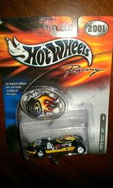 ホットウィール マテル ミニカー ホットウイール 【送料無料】Hot Wheels Racing - 2001 - Twin Mill - CAT (Caterpillar) #22ホットウィール マテル ミニカー ホットウイール