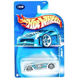 ホットウィール マテル ミニカー ホットウイール 【送料無料】Mattel Hot Wheels 2003 1:64 Scale Roll Patrol Silver & Blue Nissan Z Sheriff Brown Die Cast Police Car #220ホットウィール マテル ミニカー ホットウイール