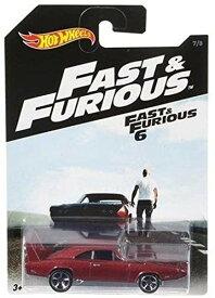 ホットウィール マテル ミニカー ホットウイール 【送料無料】Hot Wheels Fast & Furious 6 Official Movie Merchandise '69 Dodge Charger Daytona 8/8ホットウィール マテル ミニカー ホットウイール