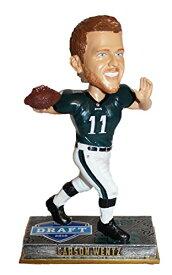 ボブルヘッド バブルヘッド 首振り人形 ボビンヘッド BOBBLEHEAD 【送料無料】Philadelphia Eagles Wentz C. #11 Rookie Bobbleボブルヘッド バブルヘッド 首振り人形 ボビンヘッド BOBBLEHEAD