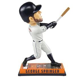 ボブルヘッド バブルヘッド 首振り人形 ボビンヘッド BOBBLEHEAD FOCO George Springer Houston Astros 2017 World Series Champions Ticket Base Bobbleheadボブルヘッド バブルヘッド 首振り人形 ボビンヘッド BOBBLEHEAD