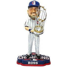 """ボブルヘッド バブルヘッド 首振り人形 ボビンヘッド BOBBLEHEAD 【送料無料】FOCO MLB Chicago Cubs David Ross Unisex Ross D. #3 2016 World Series Champions 8"""" Bobbleボブルヘッド バブルヘッド 首振り人形 ボビンヘッド BOBBLEHEAD"""