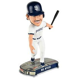 ボブルヘッド バブルヘッド 首振り人形 ボビンヘッド BOBBLEHEAD San Diego Padres Myers W. #4 Headline Bobbleボブルヘッド バブルヘッド 首振り人形 ボビンヘッド BOBBLEHEAD