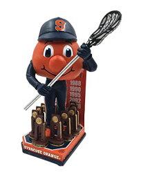 ボブルヘッド バブルヘッド 首振り人形 ボビンヘッド BOBBLEHEAD Forever Collectibles Otto Syracuse Orange Men's Lacrosse National Championship Bobbleheadボブルヘッド バブルヘッド 首振り人形 ボビンヘッド BOBBLEHEAD