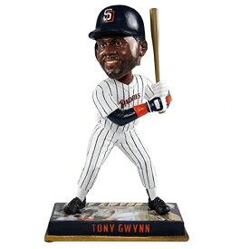 ボブルヘッド バブルヘッド 首振り人形 ボビンヘッド BOBBLEHEAD Forever Collectibles Tony Gwynn San Diego Padres MLB Legends Series Bobblehead MLBボブルヘッド バブルヘッド 首振り人形 ボビンヘッド BOBBLEHEAD
